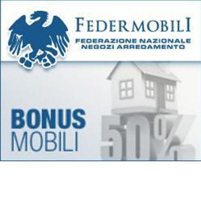 L arredo rilancia sul bonus mobili salone del mobile for Fiera del mobile a bergamo