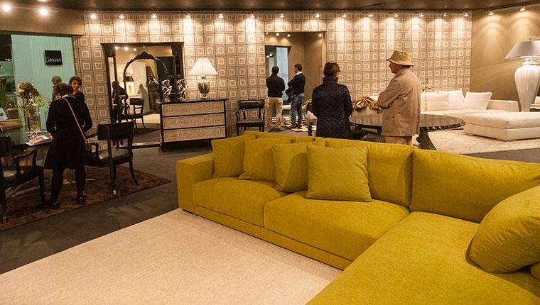 Arredamento design e living in un unico evento salone for Salone del mobile a bergamo