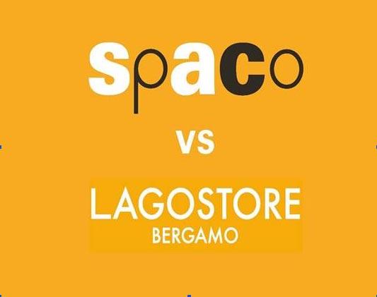 Dibattito di architettura in collaborazione con l'Associazione SpaCo presso lo stand LAGO STORE Bergamo