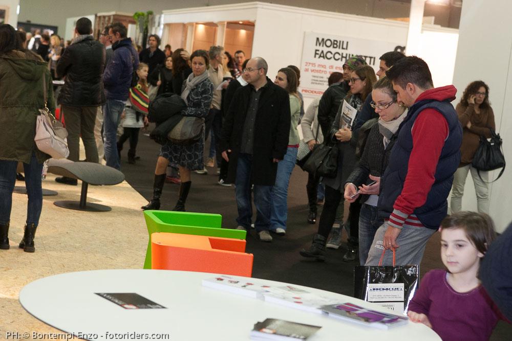 """Piace il Salone del Mobile """"Live"""""""