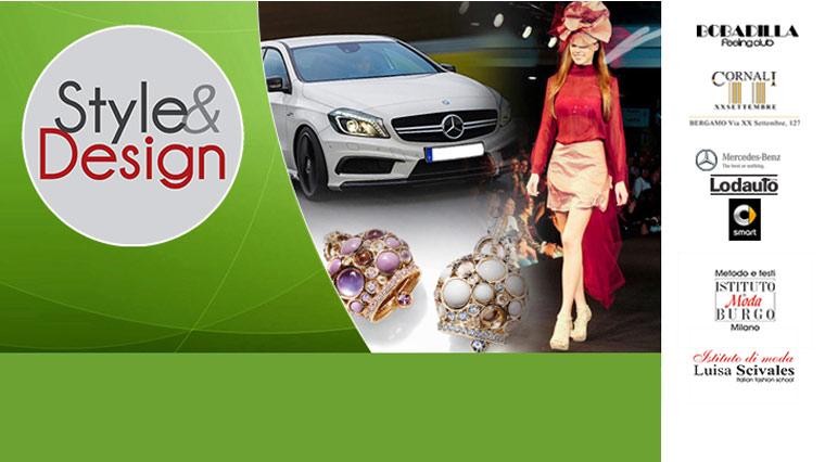 Style design nuovo evento del salone del mobile di for Fiera del mobile a bergamo