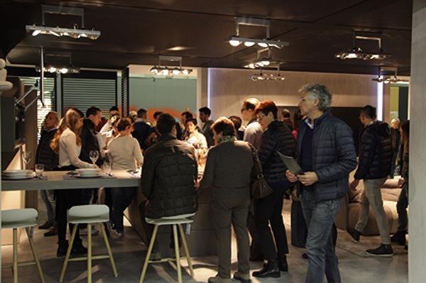 Protagonisti al Salone del Mobile di Bergamo
