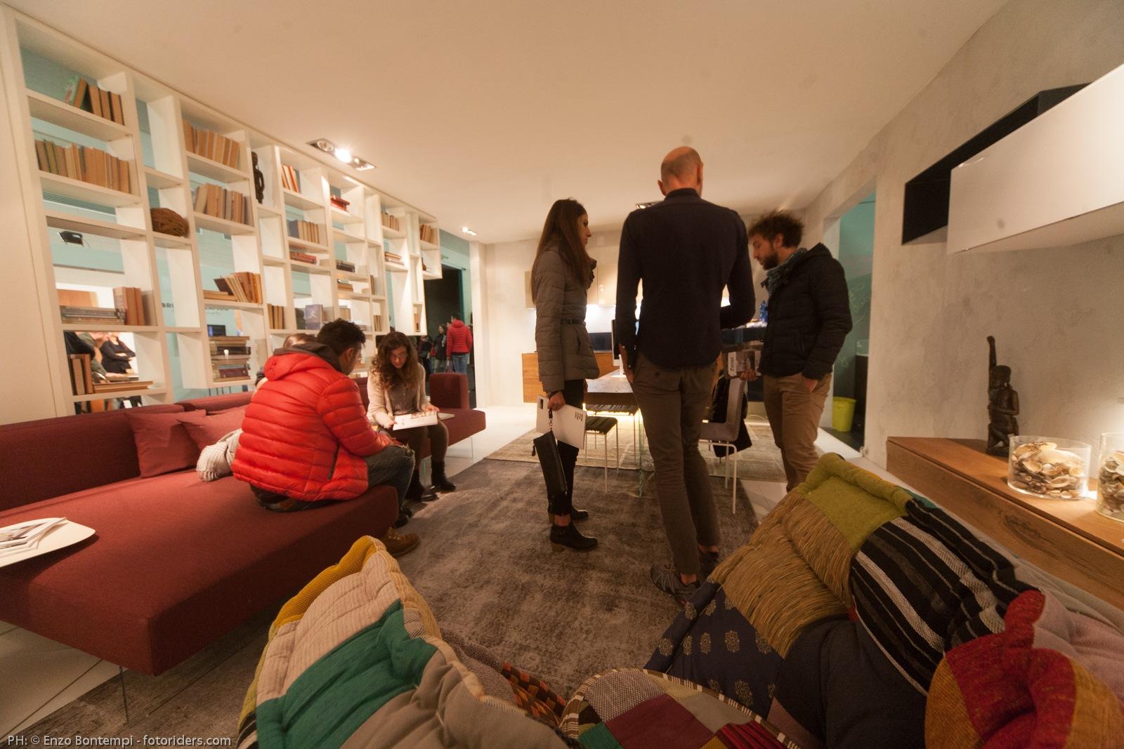 Le migliori soluzioni di arredo da interni salone del for Salone del mobile a bergamo