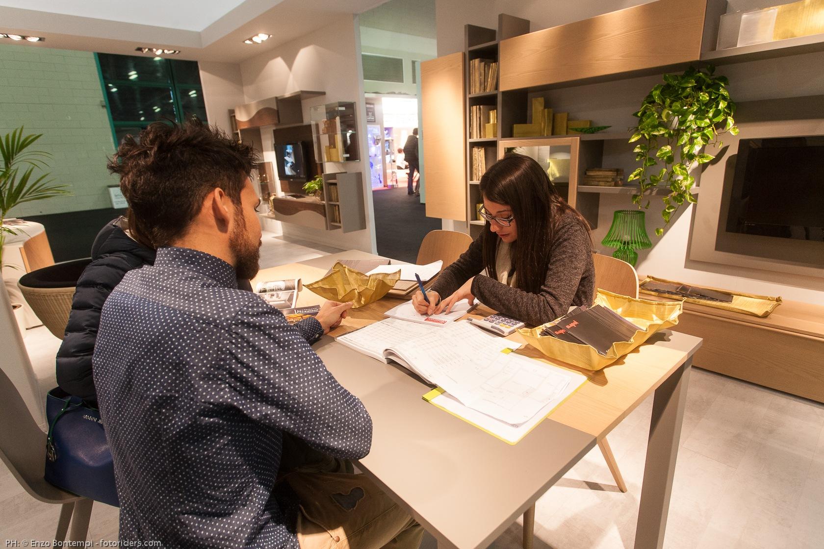 Consulenza gratuita di professionisti salone del mobile for Salone del mobile a bergamo