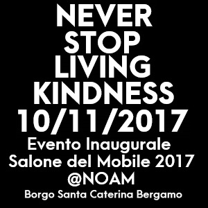 Never Stop Living Kindness 11/11/2017