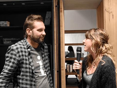 Luca - I Mobili di Luca | Salone del Mobile 2018