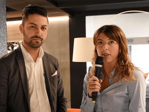 Intervista a Dimitri di Porcelanosa | Salone del Mobile 2018